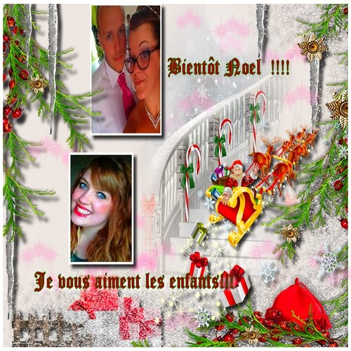 bonjour ou bonsoir a tous   Noel approche a grand pas !!!