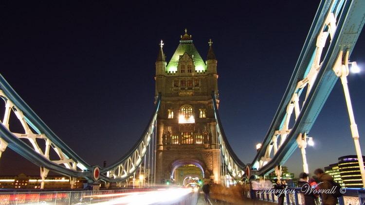 Londres : Tower Bridge