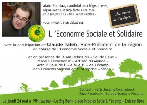 """l'Economie Sociale et Solidaire: """"l'ESS"""""""