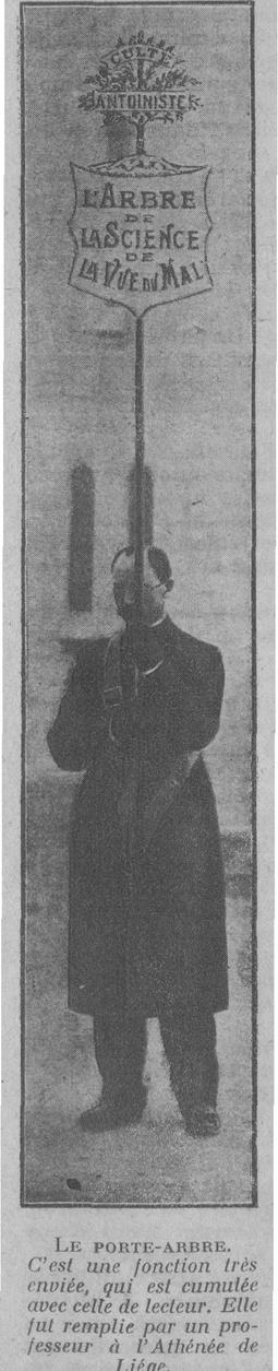 Le Porte-Arbre (Sciences et Voyages, 1919)