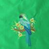 Nellu perroquet 2 broderie machine