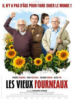 Les Vieux Fourneaux (film, 2018, à l'affiche actuellement)