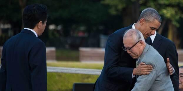 """Hiroshima : """"Il ne faudrait pas que cette visite d'Obama occulte le devoir de mémoire des Japonais"""""""