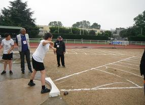Championnats de France : jour 2