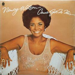 Nancy Wilson - Come Get To This - Complete LP