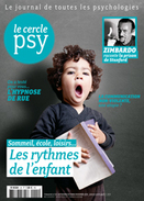 Couverture du Cercle Psy n°22: Les rythmes de l'enfant