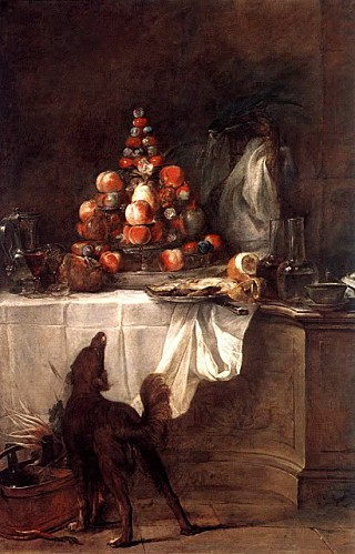 Jean-Simeon-Chardin-The-Buffet-1728