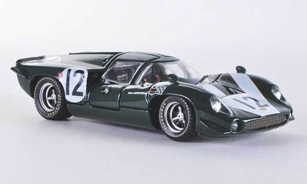 Le Mans 1967 Abandons II