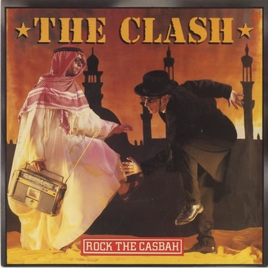 The Clash - The Singles 17 - Rock the Casbah