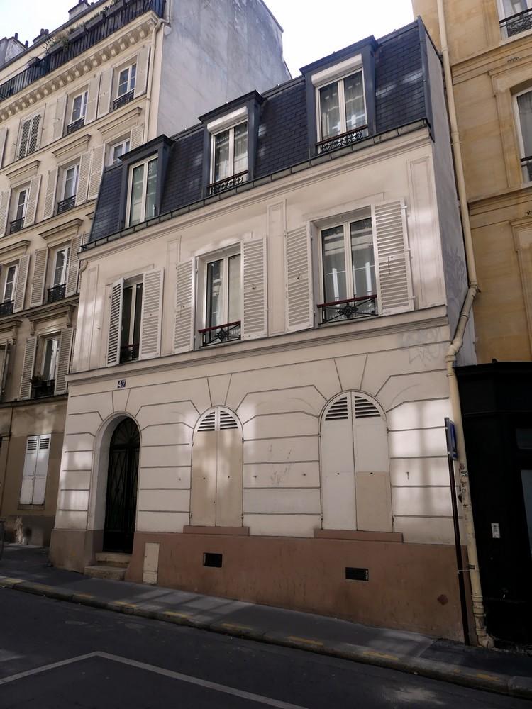 Rue Lemercier