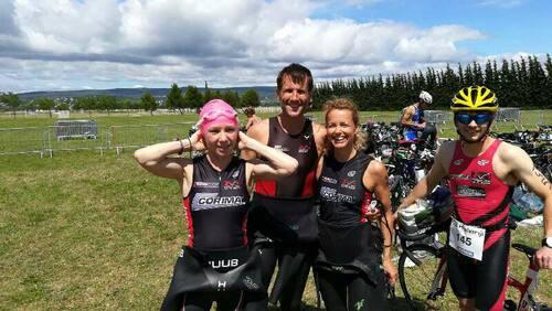 dimanche 4 juin triathlon