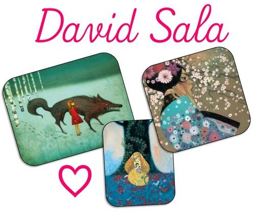 Coup de coeur : David Sala