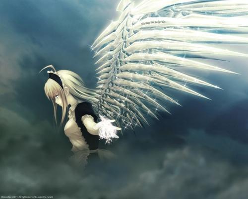 Manga ange