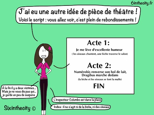 Pièce de Théâtre !!!