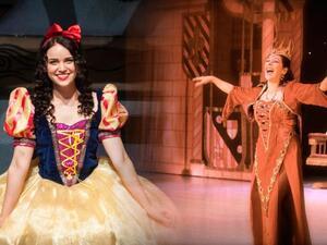 dance ballet class snow white the musical