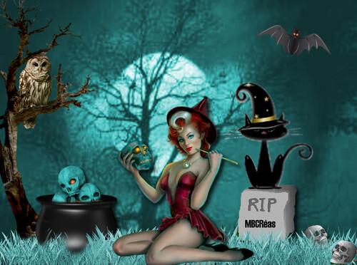 Défis Halloween chez Sweet
