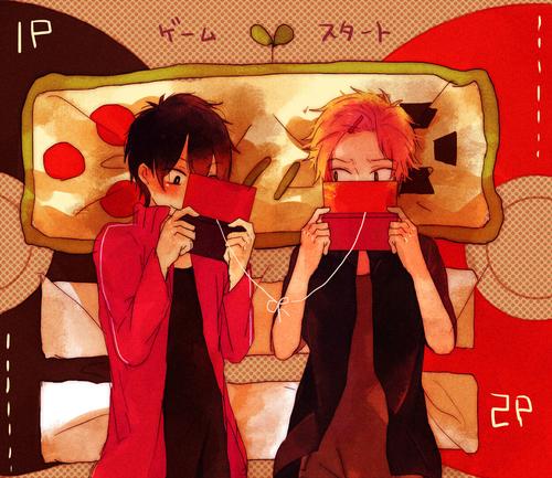 Image de anime, boy, and kawaii