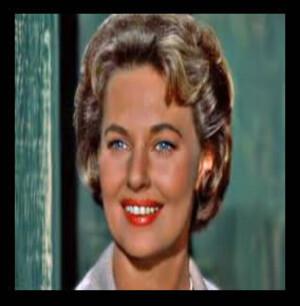 Adieu, Lola Albright.