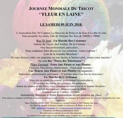 Des marchés artisanaux en JUIN :