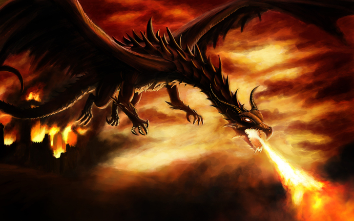 15 Images de Dragons