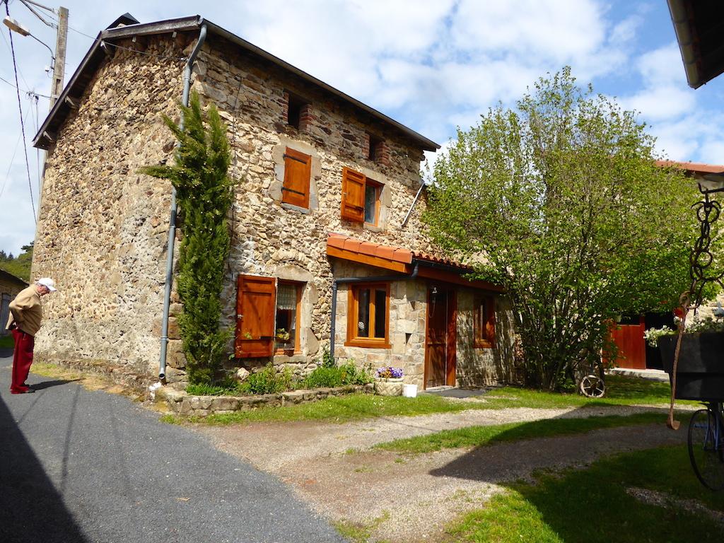 Balade dans le hameau Dreins.