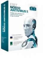 Eset Nod32 Antivirus 5 - Licence 6 mois gratuits