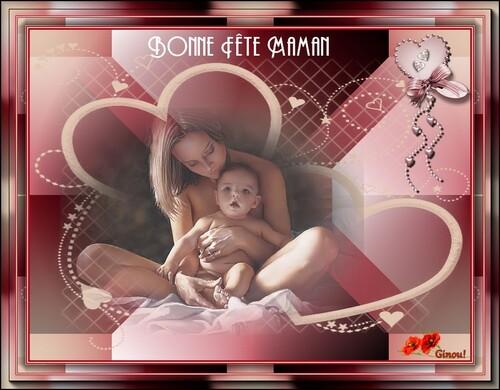 Créations spécial Fête des Mamans!