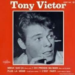 TONY VICTOR