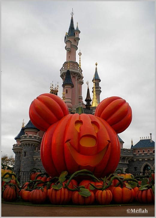 31 octobre 2011 Photo Disneyland 5