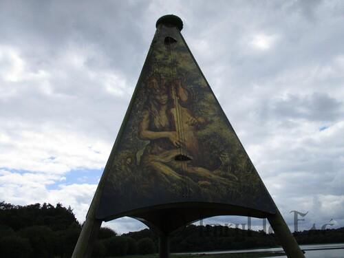 Photographies : Centre de l'Imaginaire Arthurien.