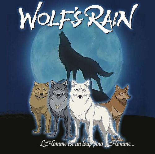 Fanfiction 04: Wolf's rain