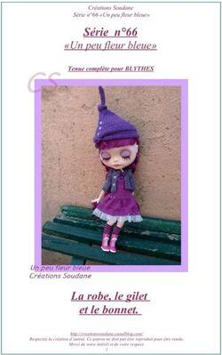 Vêtements pour Blythe