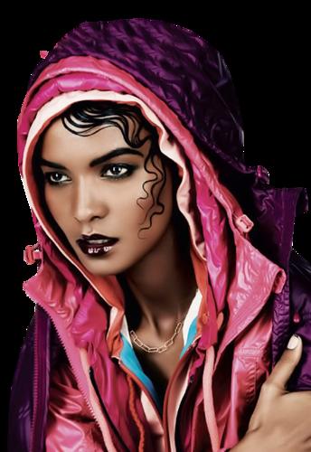 Femmes en Rose Série 15