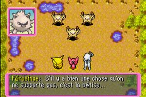Pokémon Donjon Mystère - Chapitre 14 - Nouveau départ