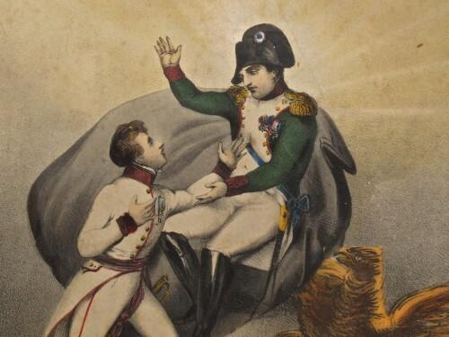 gravure Napoléon L'Aiglon 1