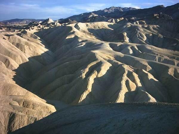 Catastrophes naturelles:  Faille de San Andreas