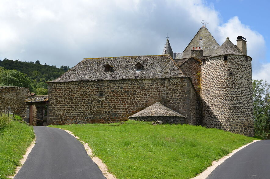 Le château du Jarrousset