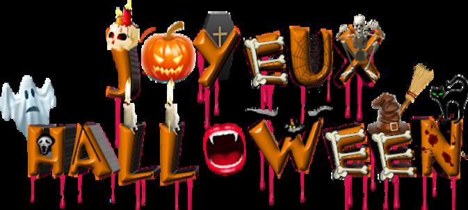 Halloween fête ou regret !