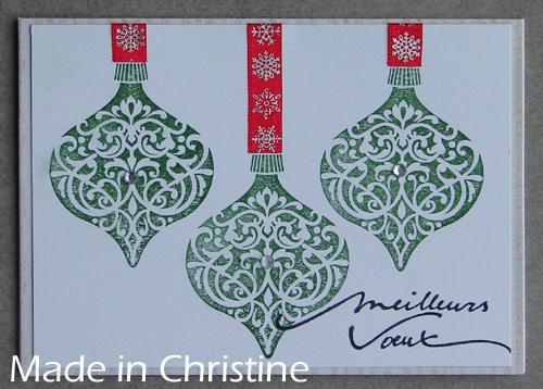 Cartes de voeux 2013
