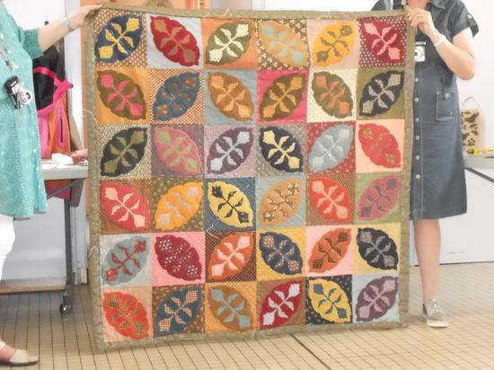 Journée patchwork.