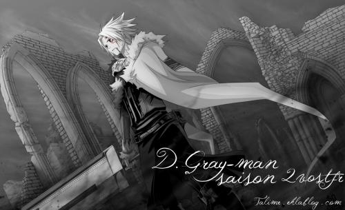 D.Gray-man Saison 2 vostfr