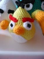 La famille Angry birds qui s'agrandi ^-^
