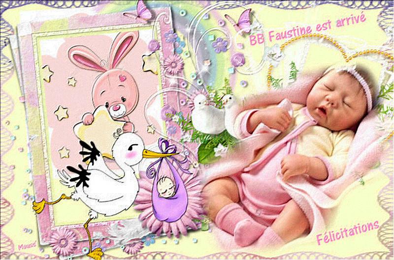 POUR MON AMIE LILY - naissance de son arrière petite fille le 12 Mai 2019