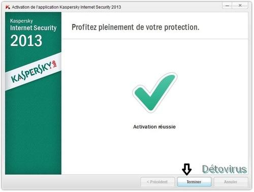 Kaspersky Internet Security 2013 - Licence 90 jours gratuits