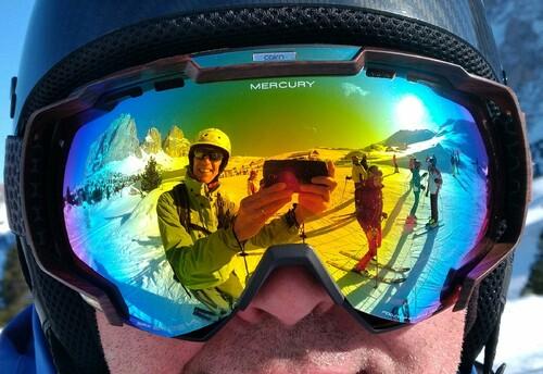 Séjour Dolomites hiver