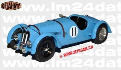 Le Mans 1938 Abandons II
