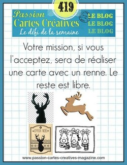 Passion Cartes Créatives #419