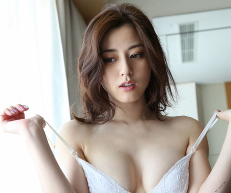 WEB Gravure : ( [Digital shupure photo collection] - Yumi Sugimoto : 密室/Closed room )