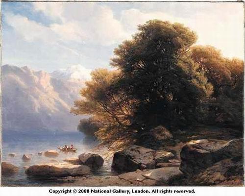 The_Lake_of_Thun__1854__CALAME__Alexandre