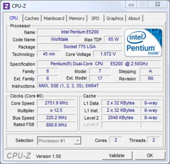 cpu-z 10%
